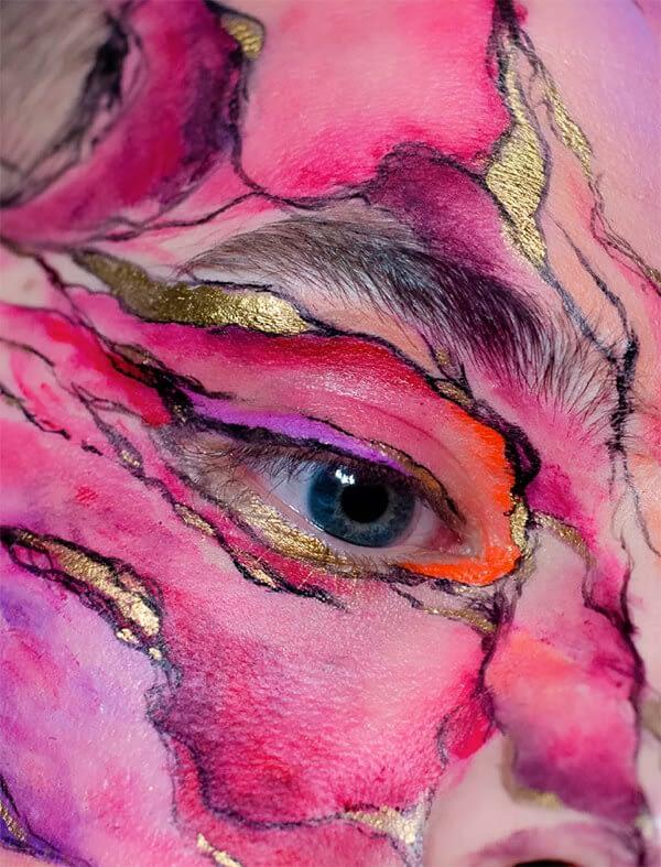 Victor Hernandez Makeup Artist Portfolio - Paraiso Agency