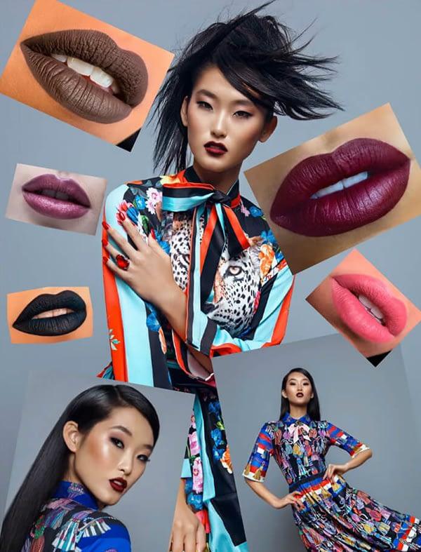 Campaña publicitaria Makeup